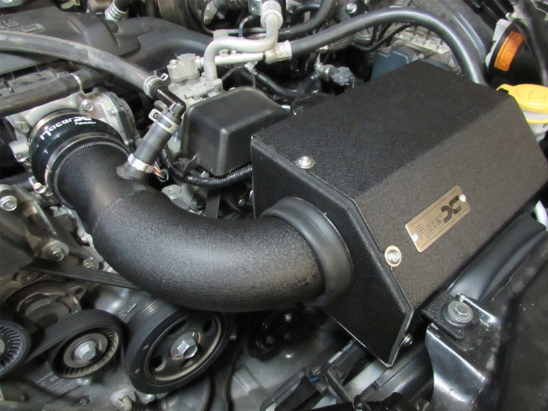 Final Racer X air intake box