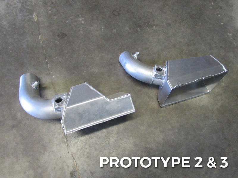 Prototype 2 and 3