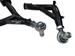 FR-S / BRZ / GT86 Rear Upper Control Arms - 020402