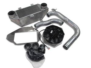 Large Core Side Mount Intercooler Kit